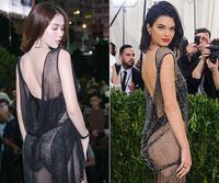 Ngọc Trinh diện bikini trong suốt, 'sao y bản chính' Kendall Jenner?