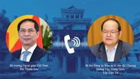 Việt Nam cảm ơn tỉnh Quảng Tây của Trung Quốc viện trợ 800.000 liều vắc xin