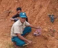 Phát hiện 4 hài cốt liệt sĩ tại xã Vĩnh Ô (Quảng Trị)