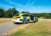"""Anh: Hai cảnh sát mải mê """"quan hệ"""" trên xe, phớt lờ cuộc gọi khẩn cấp"""