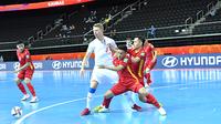 Vòng 1/8 World Cup futsal, Việt Nam vs Nga: Liều ''vaccine futsal''