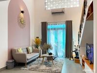 Căn nhà phố 58m² nhỏ – gọn – đẹp của cặp vợ chồng Bắc Ninh với tổng chi phí 480 triệu đồng