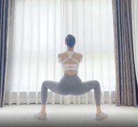 Bài tập 4 phút giúp bạn gái có đôi chân dài miên man chẳng thua gì siêu mẫu