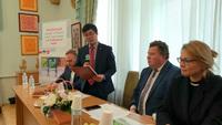 Lễ ra mắt bộ giáo trình tiếng Việt tại Ukraine