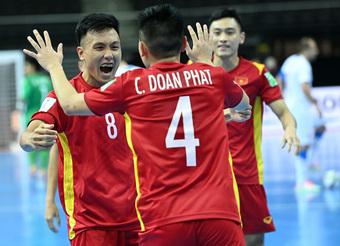 Website nổi tiếng thế giới dự đoán Việt Nam sẽ làm điều chưa từng có ở vòng 1/8 World Cup