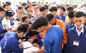 Trường trung cấp nghề miền núi Thanh Hoá: Xây dựng môi trường học đường thân thiện