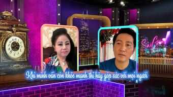 Nguyễn Phi Hùng kể lại hành trình hát cổ động tại các bệnh viện dã chiến