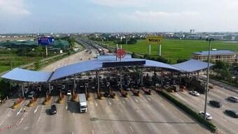 Trạm BOT Pháp Vân-Cầu Giẽ sẽ thu phí trở lại từ 6 giờ ngày 22/9
