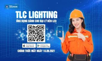 """Ứng dụng """"TLC LIGHTING"""" - cơ hội cho đại lý kinh doanh đèn LED"""