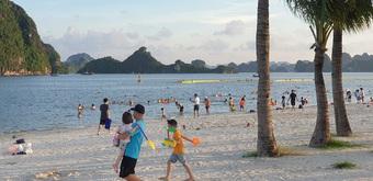 Quảng Ninh mở lại một số hoạt động du lịch nội tỉnh từ hôm nay