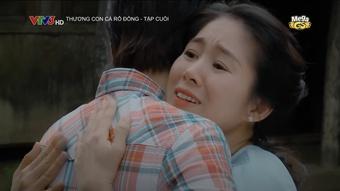 Khán giả khóc hết nước mắt, nhưng hài lòng với kết phim ''Thương con cá rô đồng''