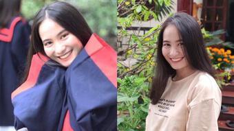 """Hai chị em sinh đôi cùng trúng tuyển ĐH Y Dược TP. HCM với số điểm """"ấn tượng"""""""