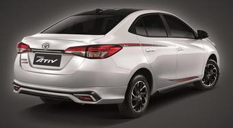 Ra mắt Toyota Vios và Yaris 2022: Thiết kế mới, có bản đặc biệt như SUV, công nghệ an toàn giống Corolla Cross