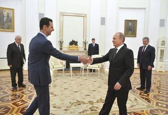 """Nga giáng đòn cực mạnh ở Syria: """"Có kẻ phải đi ngay và luôn"""" - Israel ra tuyên bố sốc, tướng Iran dọa nghiền nát tất cả!"""