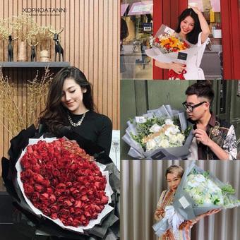 Chân dung tiệm hoa khiến nhiều sao Việt mê mẩn tìm mua?
