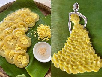 NTK Nguyễn Minh Công ngẫu hứng ra mắt BST thời trang bằng ngôn ngữ ẩm thực miền Tây