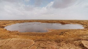 Khám phá Gaet'ale Pond, hồ nước mặn chết chóc nhất thế giới