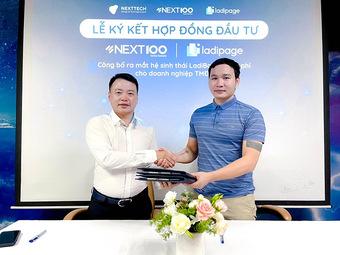 NextTech rót vốn đầu tư vào startup LadiPage