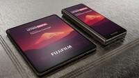 Fujifilm nộp bằng sáng chế cho smartphone màn hình gập kèm bút cảm ứng
