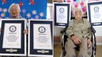Hai cụ bà 107 tuổi Nhật Bản thành cặp song sinh sống thọ nhất thế giới