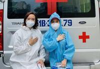 Ngừng làm từ thiện, Hoài Phương xin bà con miễn đề nghị nhận hỗ trợ