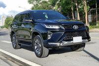 Toyota Fortuner LTD 2022 lộ diện, bổ sung nhiều tính năng hiện đại