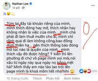 Nathan Lee bắt lỗi chính tả của Thuỷ Tiên, chấm 0 điểm!