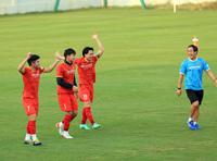 Thêm một cầu thủ U22 được bổ sung lên đội tuyển Việt Nam cho chiến dịch Vòng loại World Cup 2022