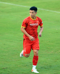 """Bùi Tiến Dũng: """"ĐT Việt Nam xác định giành điểm tối đa ở 2 trận gặp Trung Quốc và Oman"""""""