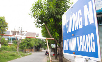 Cận cảnh khu đô thị ''''vip'''' khiến 2 vợ chồng đại gia bị bắt ở Nghệ An