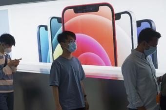iPhone 13 đợt hàng ngày 24/9 đã được đặt hết ở Trung Quốc
