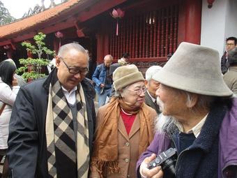 Người nghệ sĩ già đam mê lưu giữ ký ức Hà Nội