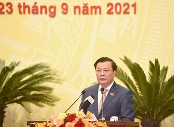 Khai mạc Kỳ họp thứ 2 Hội đồng Nhân dân thành phố Hà Nội khóa XVI