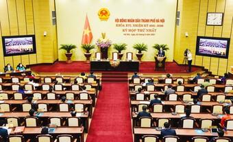 Hà Nội nói gì về nguyên nhân chậm tiến độ dự án đường Liễu Giai - Núi Trúc?