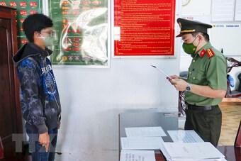 Xử phạt thanh niên vu khống lực lượng làm nhiệm vụ phòng, chống dịch