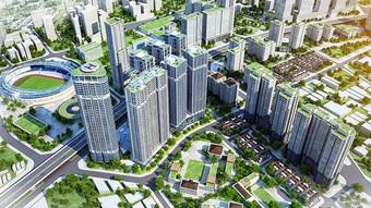 Phát triển các đại đô thị mới giúp giãn dân cho nội đô TP.Hà Nội
