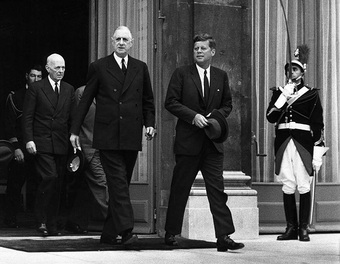 Nổi cơn thịnh nộ, TT Macron sẽ lặp lại hành động gây sốc của Tướng Đờ Gôn: NATO choáng váng?