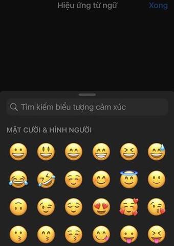 Cách gửi tin nhắn trên Messenger có hiệu ứng từ ngữ thú vị