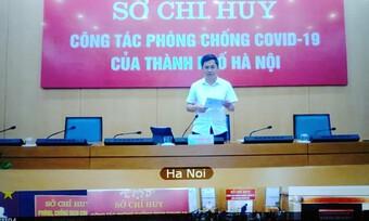 Hà Nội ngày đầu thực hiện Chỉ thị 22: Phong tỏa hẹp, kiểm soát chặt; tạo điều kiện thuận lợi cho người dân, doanh nghiệp