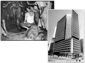 Chuyện giờ mới kể về vụ hỏa hoạn cao ốc khủng khiếp nhất thế giới, bắt nguồn từ tòa nhà 25 tầng dính 'lời nguyền' chết chóc kinh dị