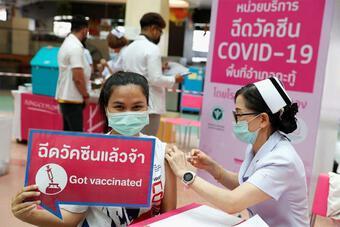 Thế giới vượt 230 triệu người nhiễm Covid-19, New York ra quy định mới