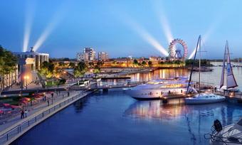 Aqua City tăng sức hút trong xu hướng tìm về giá trị sống gần gũi thiên nhiên