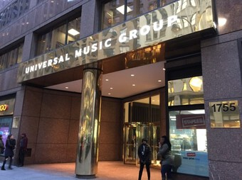 Giá trị của Universal Music Group vượt mốc 50 tỷ USD sau khi lên sàn