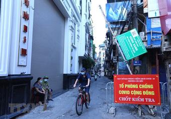 Việt Nam đã có 475.343 bệnh nhân COVID-19 khỏi bệnh