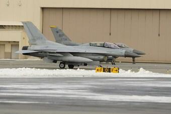 F-16 chặn máy bay xâm nhập gần trụ sở Liên hợp quốc