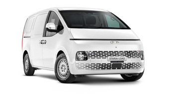 Ra mắt Hyundai Staria bản chạy dịch vụ: 2 hoặc 5 chỗ, tha hồ chở đồ, giá quy đổi từ 755 triệu đồng