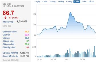 Gần 423 triệu cổ phiếu VIC sẽ giao dịch bổ sung từ ngày 24/9