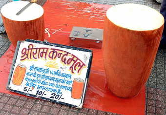 Món ăn vặt ở Ấn Độ khiến nhiều người cảm thấy khó hiểu, thu hút cả nhà khoa học