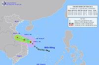 Phó Thủ tướng họp khẩn ứng phó bão số 6 Dianmu đang áp sát đất liền miền Trung