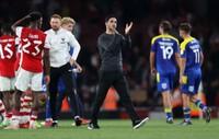 Mikel Arteta tự hào vì quái thú của Arsenal